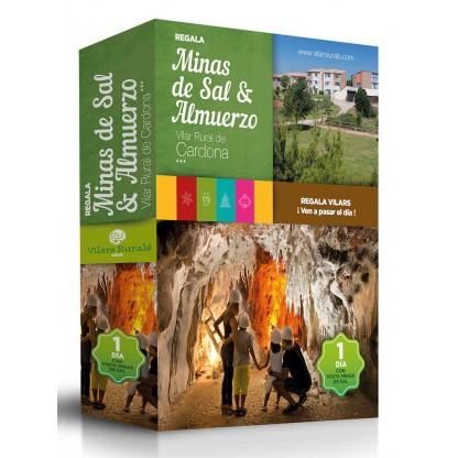 e-BOX DINAR + MINES DE SAL (1 dia)